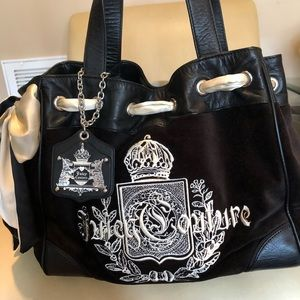 Handbags - Large Juicy Couture shoulder bag
